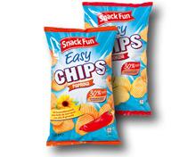 SNACK FUN Fettreduzierte Kartoffelchips
