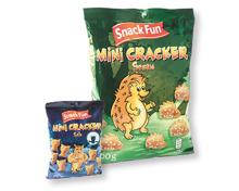SNACK FUN Mini Cracker