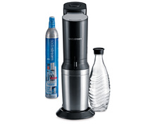Sodastream Crystal metal/black