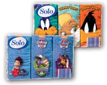SOLO Taschentücher