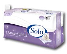 SOLO Toilettenpapier «Charme Edition»
