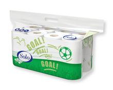 SOLO Toilettenpapier im Fussballdesign