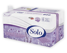 SOLO Toilettenpapier mit Lavendelduft