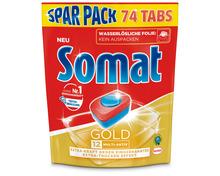Somat 12 Gold Tabs