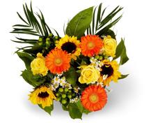 Sonnenblumenstrauss Gloria