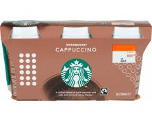 Starbucks Caffè Latte im 3er-Pack, Fairtrade