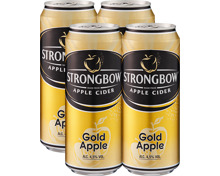 Strongbow Apple Cider Gold Apple