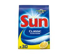 Sun Geschirrspülpulver Lemon