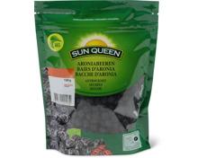 Sun Queen Aroniabeeren, Bio