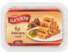 Sunday Baklava