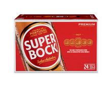 Superbock Bier, 24 x 33 cl