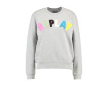 Sweatshirt - light grey melange @ Zalando.ch