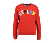 Sweatshirt - red @ Zalando.ch
