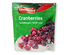 SWEETVALLEY Cranberries