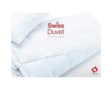 Swiss Caro-Duvet Cosy Ente by Billerbeck