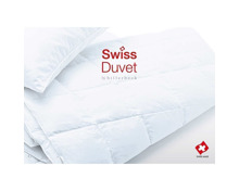 Swiss Duvet Superlight Ente, by billerbeck, div. Grössen