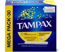 Tampax-Regular und -Super in Sonderpackung