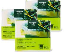 Tangan-Frischhaltefolien und -Allzweckbeutel im 3er-Pack