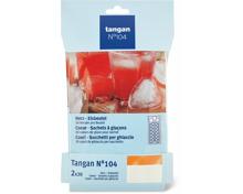 Tangan N° 104 Herz-Eisbeutel im Duo-Pack