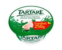 Tartare Frischkäse