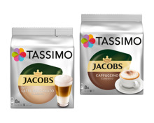 TASSIMO Jacobs Latte Macchiato/Cappuccino