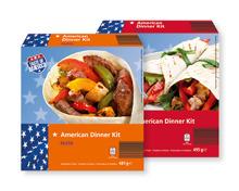 TASTE OF AMERICA American Dinner Kit