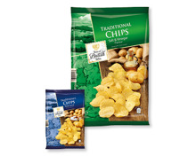 TASTE OF BRITISH ISLES Traditional Chips