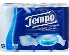 Tempo Toilettenpapier Blau