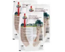 TerraSuisse Kalbsbratwurst im 3er-Pack