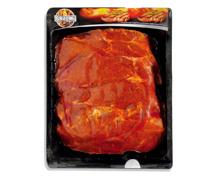 TerraSuisse Schweinshalssteak mariniert in Sonderpackung