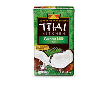 Thai Kitchen Kokosnussmilch, 3 x 250 ml, Trio