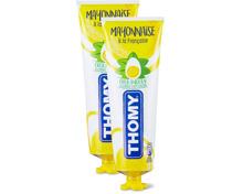 Thomy-Mayonnaise, -Thomynaise oder -Senf mild, Duo-Pack