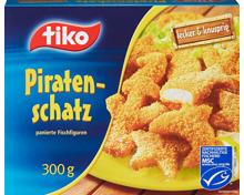 Tiko Piratenschatz Fischfiguren