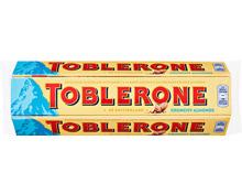 Toblerone Crunchy Almonds