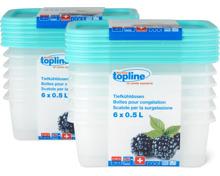 Topline Tiefkühldosen, 0.5 Liter