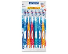 Trisa Cool & Fresh Zahnbürste medium, 6 Stück