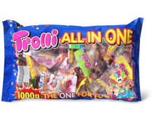 Trolli All in one in Sonderpackung