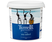 Tyrrells Chips Lightly Salted, Dose, 600 g