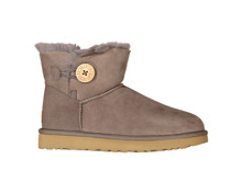UGG Damen-Winterschuh Mini Bailey Button