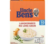Uncle Ben's Langkornreis