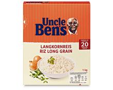 Uncle Ben's Langkornreis 10 Min., 2 x 1 kg, Duo