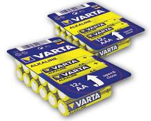 VARTA Batterie-Grosspackung
