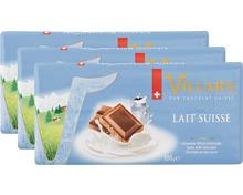 Villars Tafelschokolade Milch
