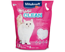 Vitakraft Magic Clean Katzenstreu, 8,4 Liter