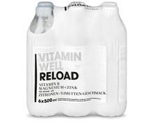 Vitamin Well Reload, 6 x 50 cl