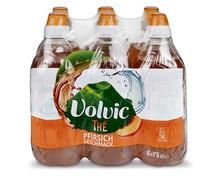 Volvic Tee Pfirsich, 6 x 75 cl
