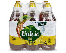 Volvic Tee Zitrone, 6 x 75 cl