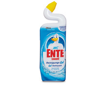 WC-Ente Reinigungs-Gel Marine Classic, 2 x 750 ml, Duo