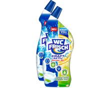 WC Frisch Kraft-Aktiv Reiniger Spritzige Limone