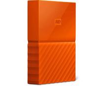 "WD My Passport 2 TB externe Festplatte 2.5"" orange"